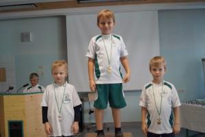 2010 männlich: 1.Platz Anselm Schweiger 2.Platz Maximilian Frisch 3.Platz Maximilian Sonnleitner