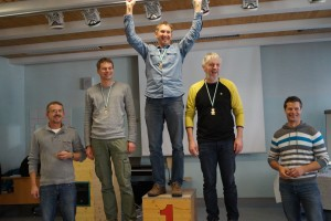 Masters männlich: 1.Heinz Sonnleitner 2.Martin Schloyer 3.Herbert Feichtner 4.Herbert Leitner 5.Klaus Jerey