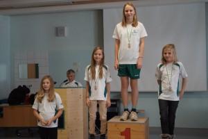 2006 weiblich: 1.Marie Grasser 2.Hannah Kargl 3.Marie-Kristin Ebner 4.Sophie Frisch