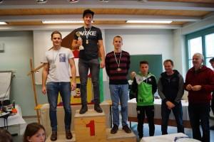 Allgem. Klasse m: 1.Florian Prietl 2.Simon Hager 3.Dr. Ferenc Farkas 4.Philipp Purgstaller 5.Neumann Mathias 6.Mürzl Bernhard