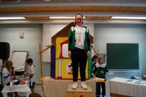 Kinder 2007 w: 1.Johanna Madler