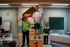 Kinder 2008 m: 1.Solomes Alexandru 2.Topf Felix