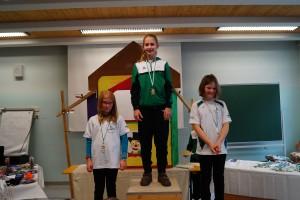 Kinder 2008 w: 1.Romy Grasser 2.Krische Leonie 3.Diechler Flora