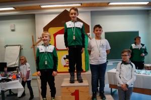 Kinder 2009 m: 1.Hannes Pollheimer 2.Michael Preisl 3.Ofner Sebastian 4.Esser Daniel