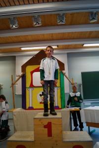 Kinder 2010 m: 1.Zechner Lorenz