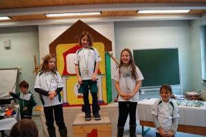 Kinder 2010 w: 1.Kunz Laura 2.Annalena Brunner 3.Moser Victoria 4.Katrin Purgstaller