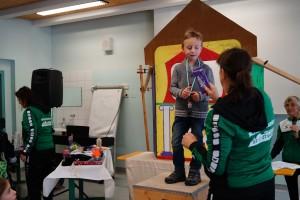 Kinder 2013 m: 1.Platz Hannes Auer