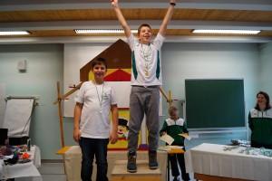 Schüler 2005/2006 m: 1.Szentgyörgyi Gergely 2.Solomes Andreas